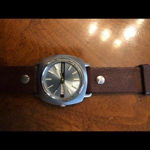Diesel men's wristwatch